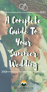 complete-guide-summer-wedding