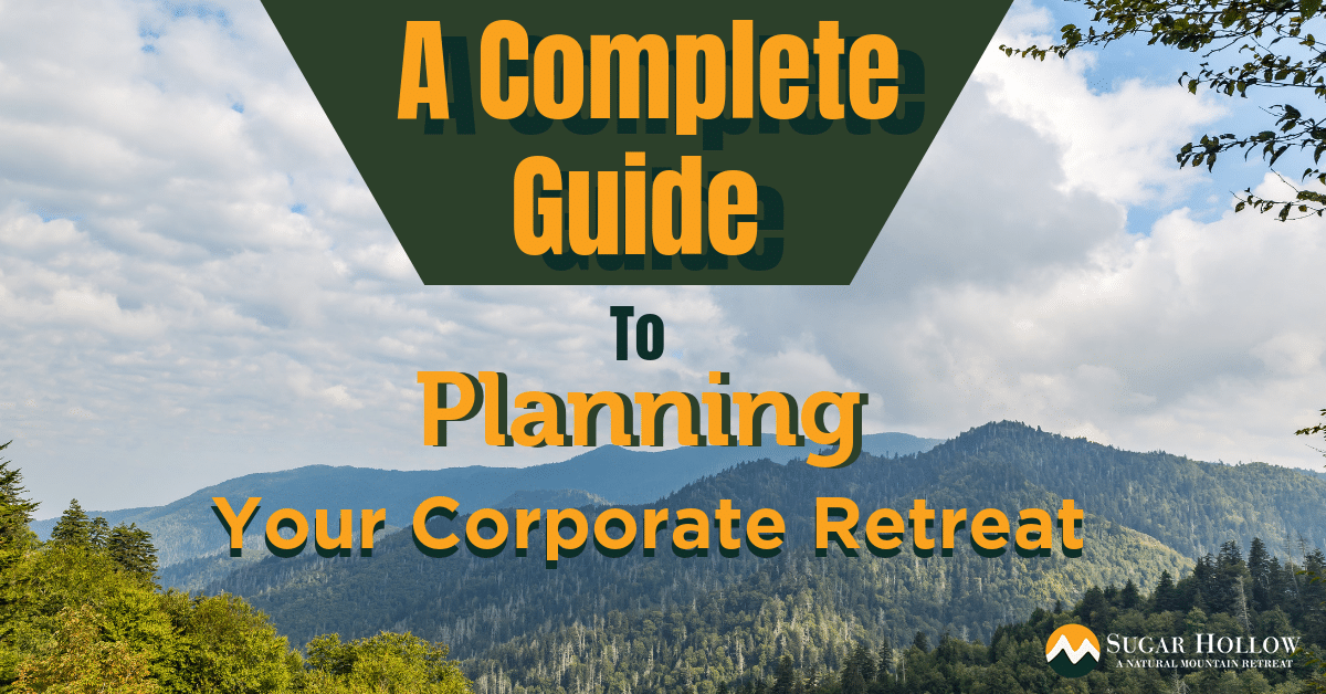 Planning-corporate-retreat