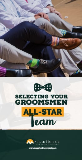 The Groom's Guide: Selecting Your Groomsmen All-Star Team