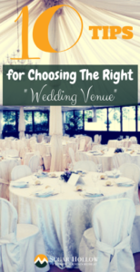 10-tips-for-choosing-the-right-wedding-venue