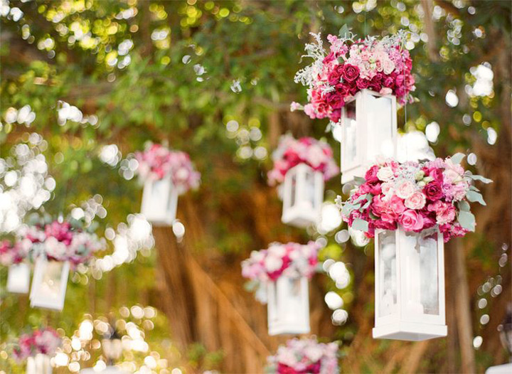Rustic-decor-lanterns